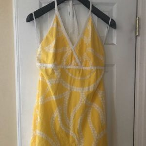 Lilly Pulitzer halter dress size 8